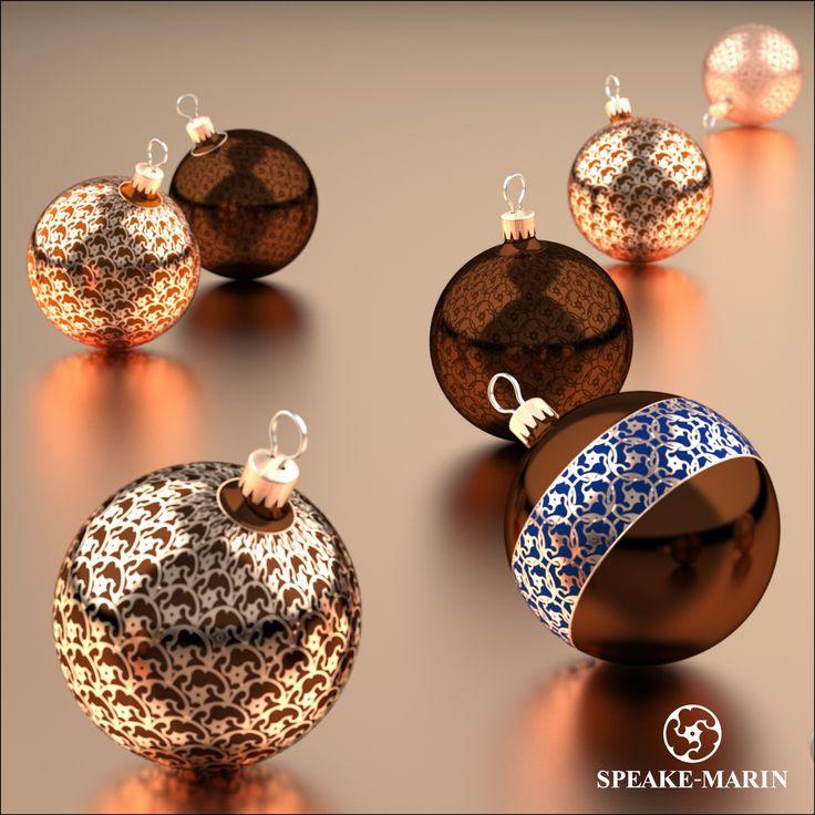 Speake-Marin wishes you a happy holiday season! www.speake-marin.com