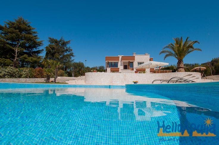 CV120 - Villa Natalia...Super Relax 5stars Villa!
