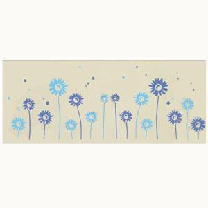 Daisy Flowers Art Decor Wall Sticker