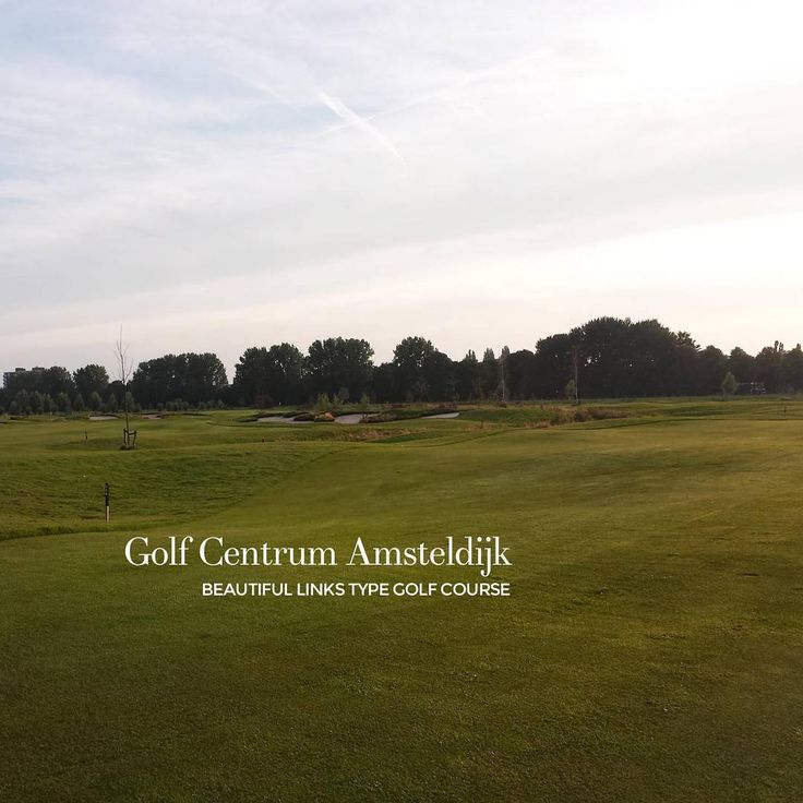 Played Golf Centrum Amsteldijk recently. A challenging course that requires all golfing skill from long to short game! #Golf #golflife #golfstagram #the18thgreen #playbettergolf  #start2play #photooftheday