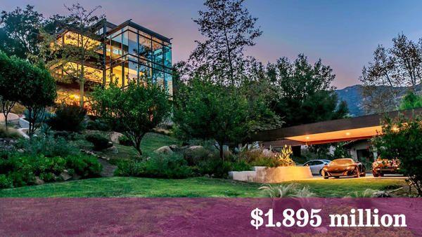 Hot Property | 'Shark' house
