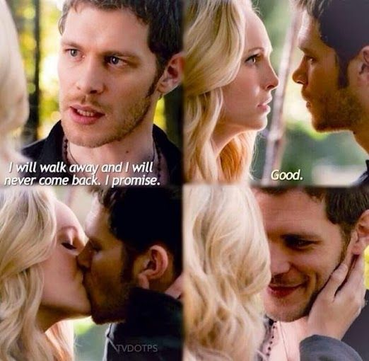 The Vampire Diaries Klaus And Caroline Season 5 | www ...