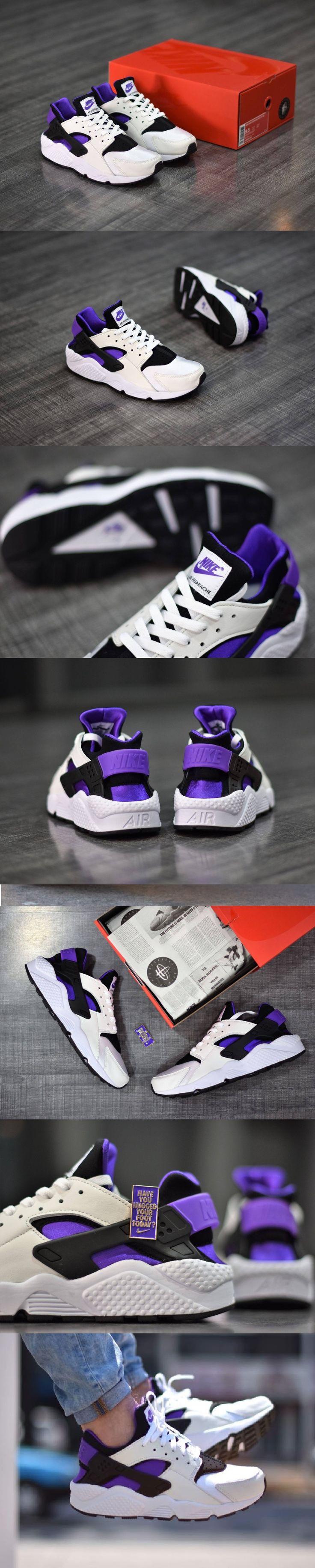 Une #Nike #Air #Huarache #Run #OG de 1991 : la #Purple #Punch (édition limitée)