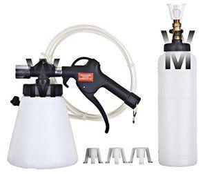 Kit purge frein & embrayage / pneumatique de vidange type aspirateur