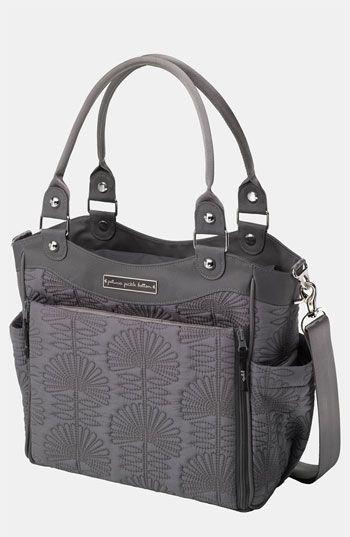 Caryall meets style: Petunia Pickle Bottom Diaper Bag
