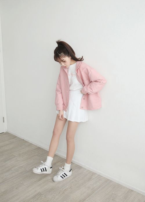 Korean Fashion.Want this whole look!!