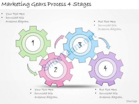 12 Best Hand Drawn Gears Powerpoint Templates Slides Images On