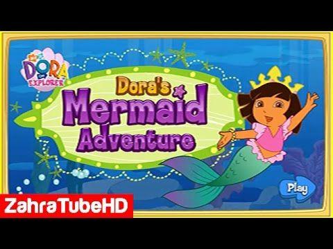 Dora The Explorer Mermaid Adventure Game