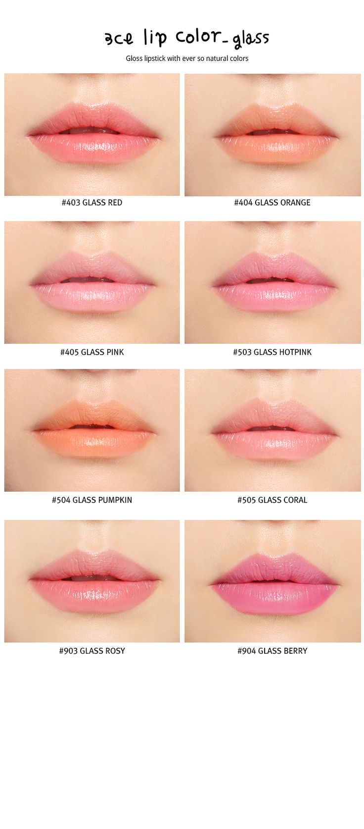 3CE GLASS LIP COLOR-#903 | STYLENANDA