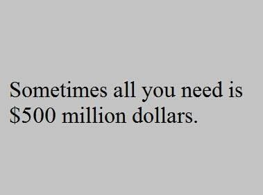 if i had a billion dollars essay