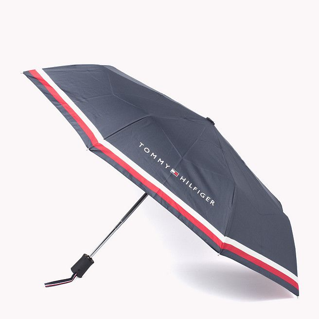 tommy hilfiger striped umbrella accessories pinterest. Black Bedroom Furniture Sets. Home Design Ideas