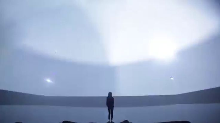 Versus is an immersive piece by NONOTAK ( Noemi Schipfer and Takami Nakamoto) Premiered at SAT MONTREAL in the Satosphere.