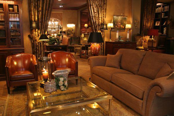Klassiek Engels Interieur : Klassieke engelse meubels