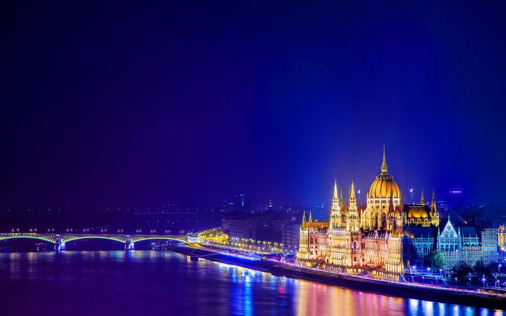 Budapest Wallpaper in 1920x1200