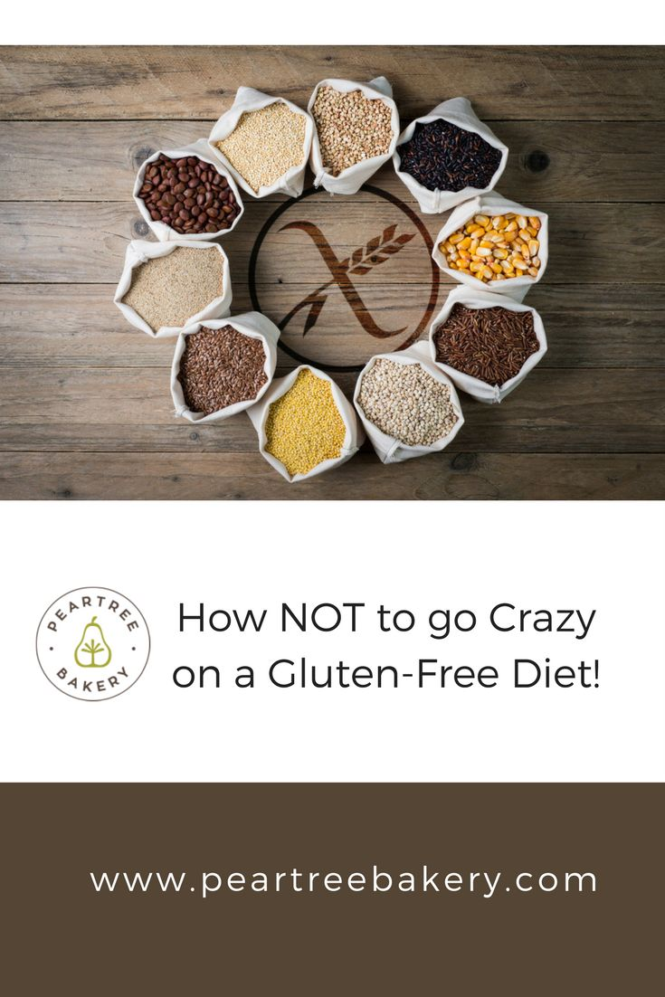 How to NOT go crazy on a Gluten-Free Diet! Peartree Bakery, Thunder Bay, ON.