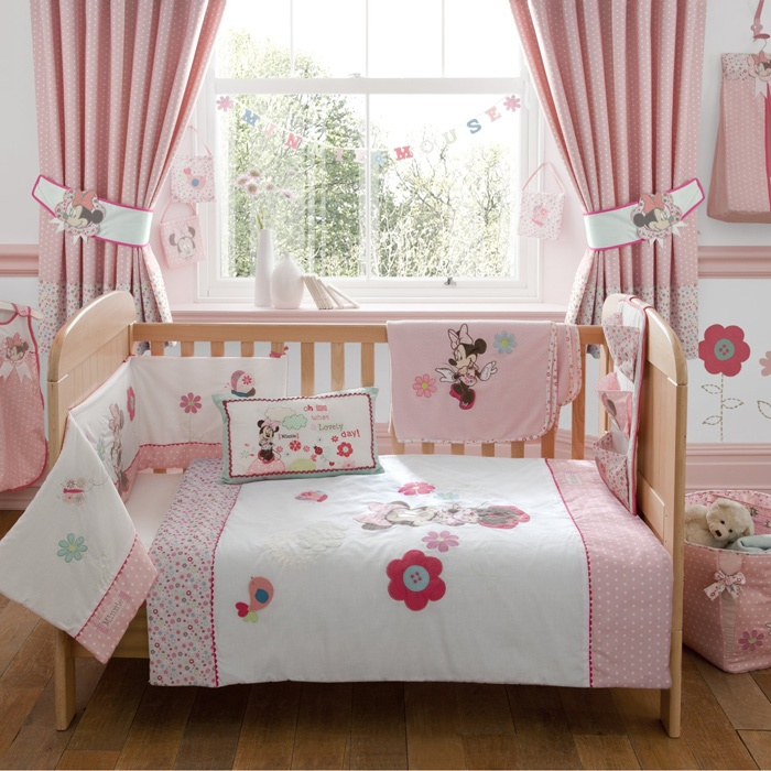 Disney Minnie Mouse Sunshine Nursery Range Limited Availability The Stock Is At The End Of
