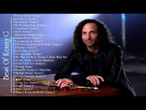kenny g best saxophone music best quality