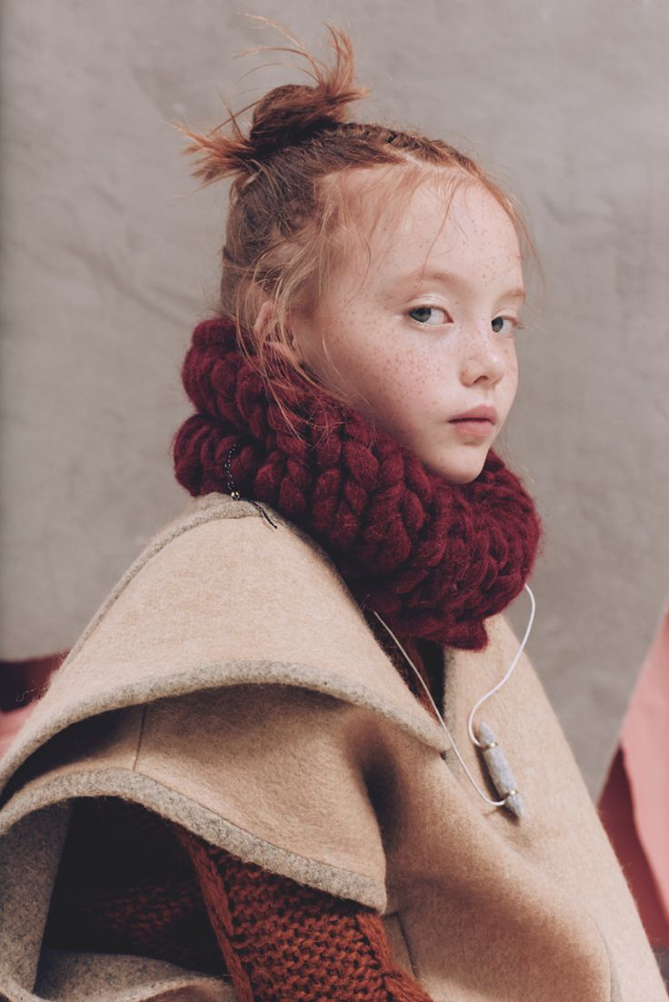 "IIIINSPIRED: editorial love _ milk magazine's ""wool and the gang"""
