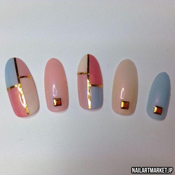 ネイル チップ Nail Tips by Nail Art Market. #nailartmarket