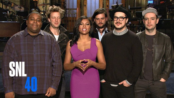 Who knew Marcus was Cookie's stepson? :-)  SNL Host Taraji P. Henson Promises the Empire To Mumford & Sons