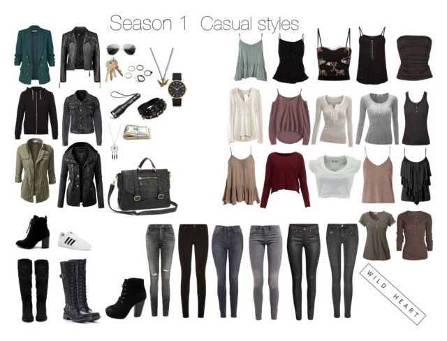 """Season 1 casual styles teen wolf"" by rosehathaway-dcc on Polyvore featuring moda, H&M, Plein Sud, Forever 21, Boohoo, Cheap Monday, Topman, UNIONBAY, Ragdoll e T By Alexander Wang"
