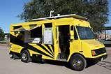 Coffee Food Truck Fiat 615 - Lavazza