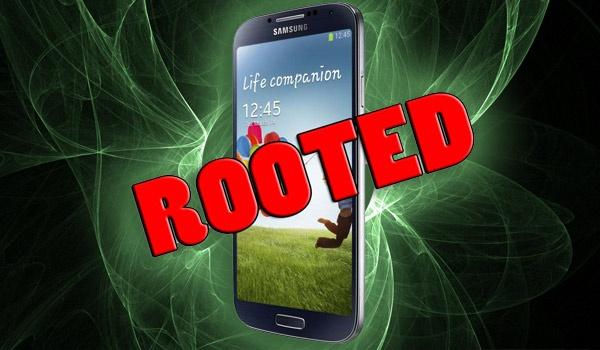 Root Exploit Samsung Galaxy S4