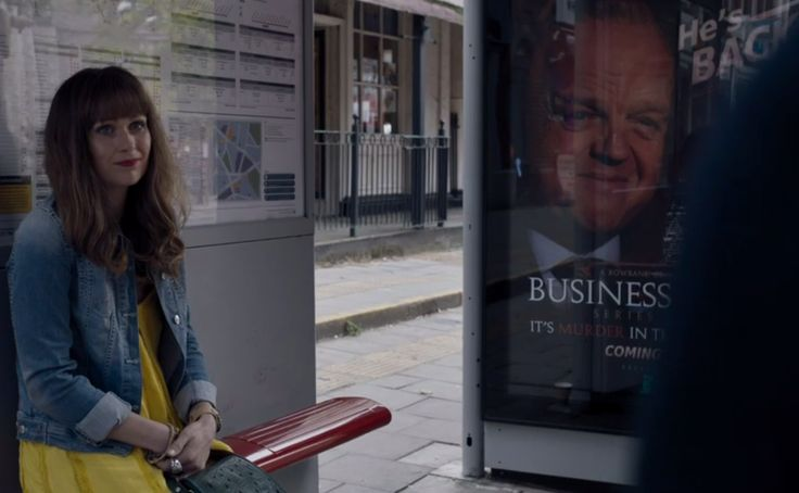 Sherlock series 4: Did you spot the bus shelter advert featuring Toby Jones's new villain Culverton Smith in The Six Thatchers?