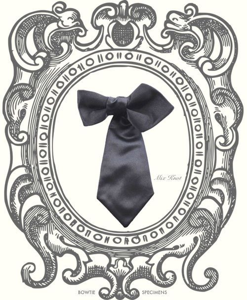 How to Tie a Bow Tie   11.Mix Knot   蝶ネクタイの結び方   蝶下げ結び
