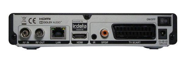 Settopbox Dvb T2 Hd Receiver Inkl Freenet Tv Aufnahmefunktion Mit Bildern Freenet Tv Schwarz