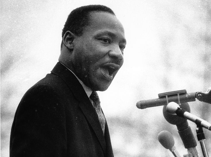 Martin Luther King, Jr., In His Own Words | Here & Now