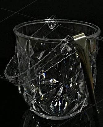 Accessories - Ice Bucket - Polycarbonate