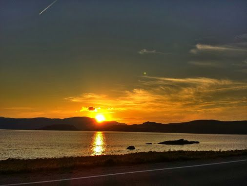 Gros Morne shooting star • #tstMoments  • #tstCanada w @parkscanada @NLtweets @explorecanada • #ExploreCanada #ExploreNL • #Travel #Canada #Newfoundland #grosmornerocks #Photography •