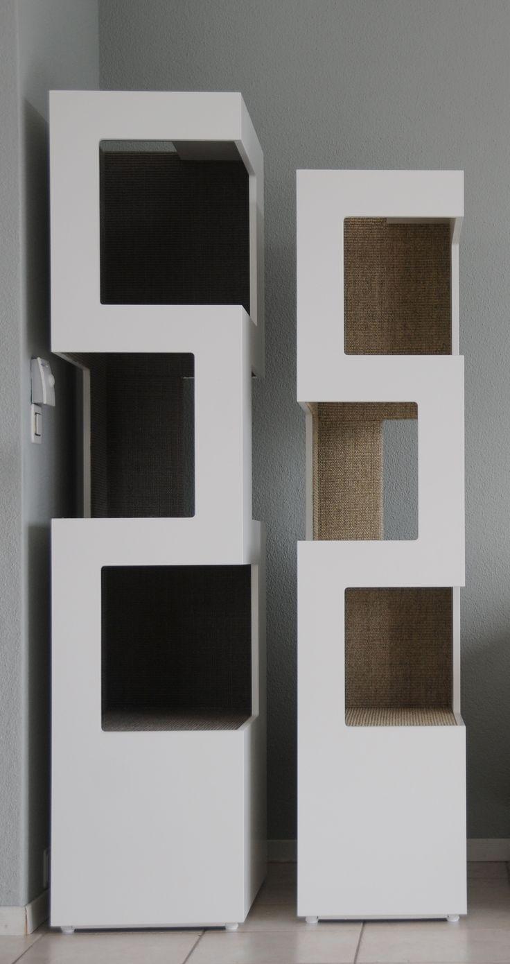 best 25 cat hotel ideas on pinterest cat room cat. Black Bedroom Furniture Sets. Home Design Ideas