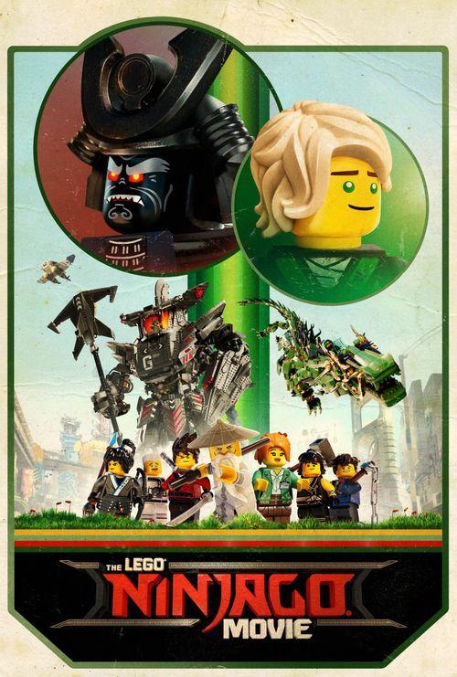 Watch->> The LEGO Ninjago Movie 2017 Full - Movie Online