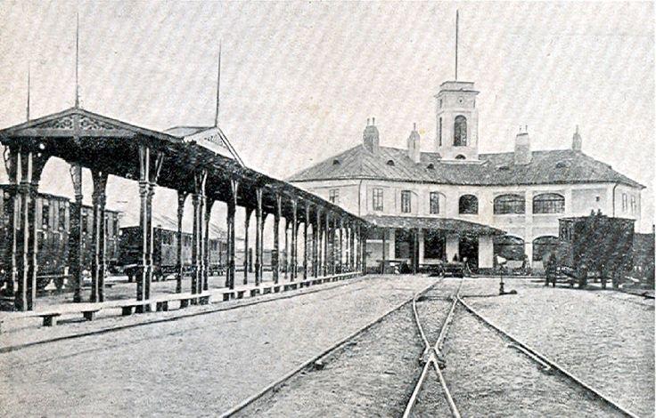 Starší článok aj s galériou o Konskej železnici, ktorá patrí k dominantám našej mestskej časti. Vrelo odporúčam.