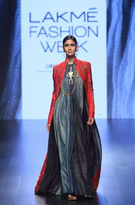 Weavers Studio at Lakme Fashion Week winter/festive 2016 ......