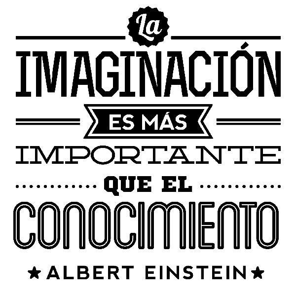 Vinilos Decorativos: La imaginación es más importante...