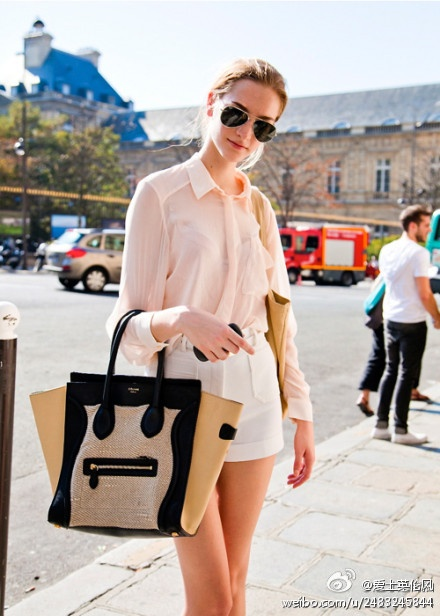 Neutrals: Blouses, Outfits, Fashion, White Shorts, Summer Looks, Handbags, Celine Bags, Soft Colors, Street Style