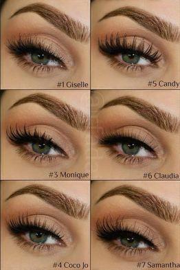 Huda Beauty lashes are amazing!