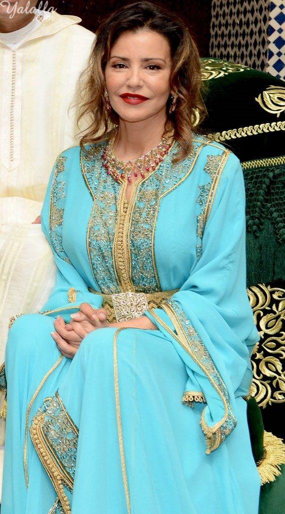 Moroccan Caftan Royal - Princess Lalla Meryem