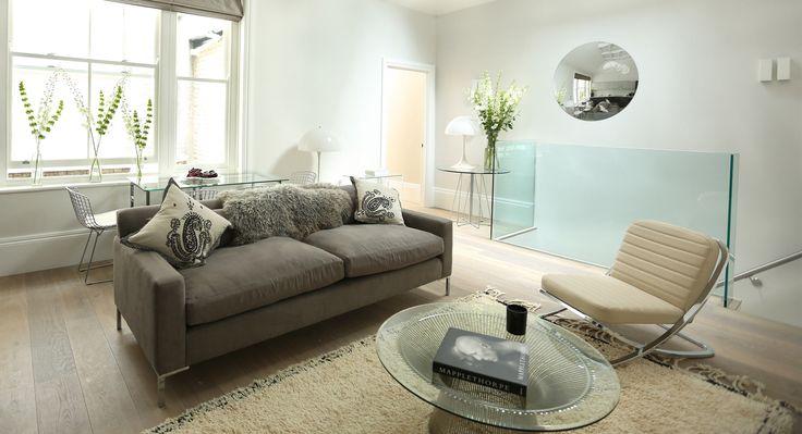 A stylish apartment at 56 Welbeck Street, Marylebone, London.