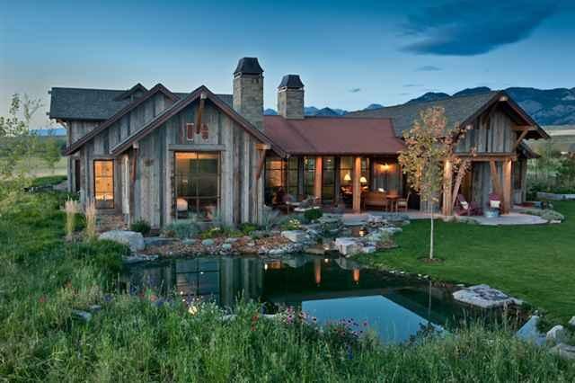 25 best ideas about montana homes on pinterest rock for Bozeman builders