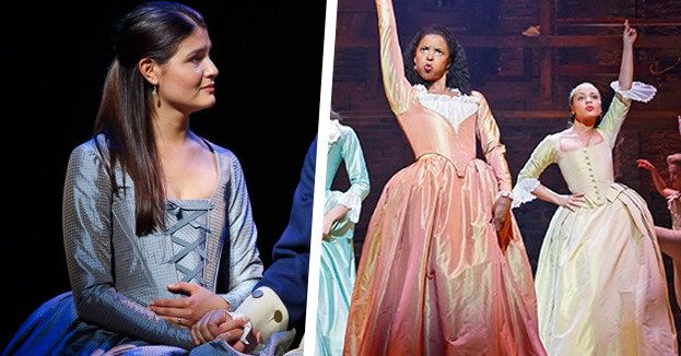 Which Female Character From Hamilton Are You Hamilton Quiz