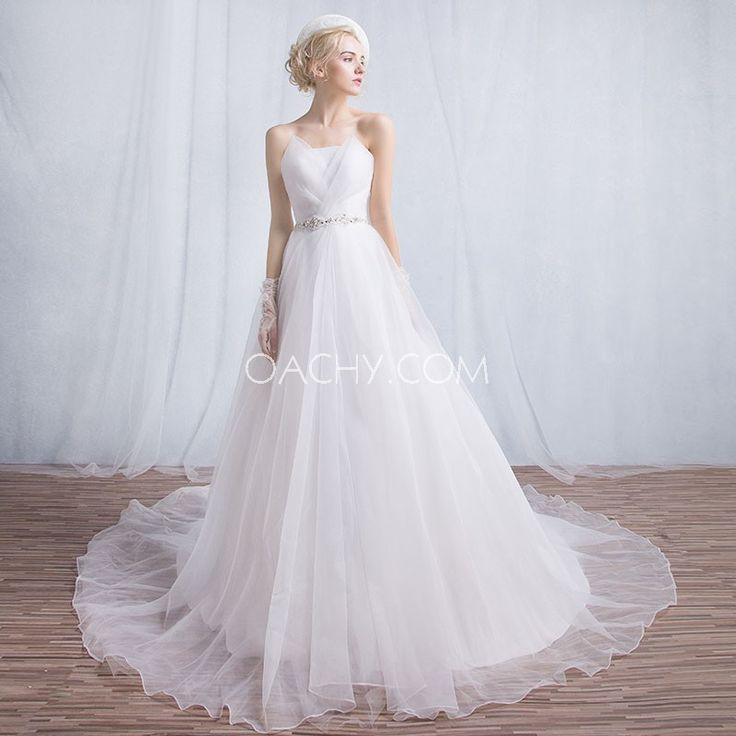 2017 Summer Sleeveless Elegant Ball Gown Single Strapless Organza Long Skirt Dress - OACHY The Boutique #gown, #organza, #dress, #strapless, #skirt