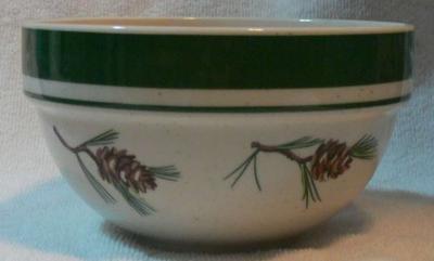 Stoneware Christmas Dishes