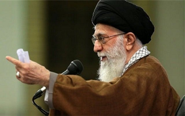 Iran's Supreme Leader: US 'Evil' Regardless of Who is President | United with Israel
