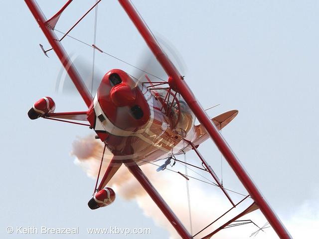 Tim Decker / Pitts Aerobatics © Keith Breazeal by Keith Breazeal Photography, via Flickr