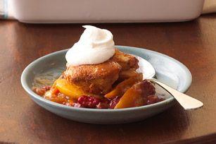 Tourte aux fruits et à la cannelle très facile à cuisiner