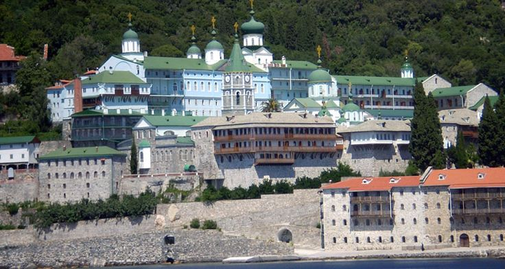 Mount Athos is situated in the eastern and most enchanting third peninsula of #Halkidiki